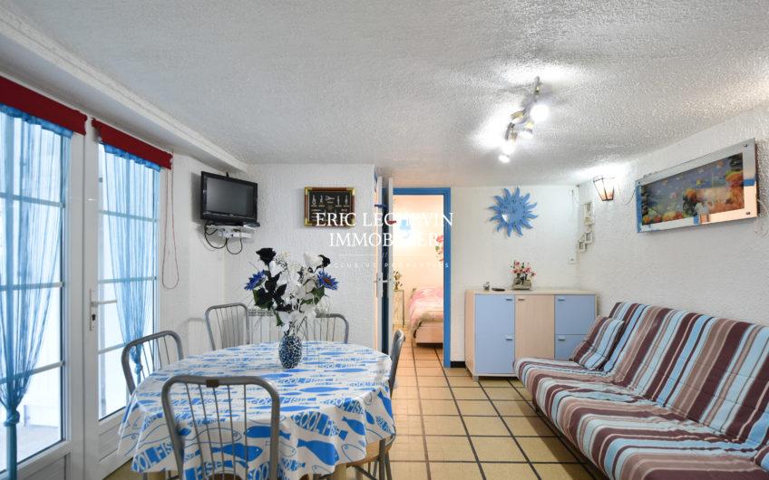 Appartement deux chambres proche plage