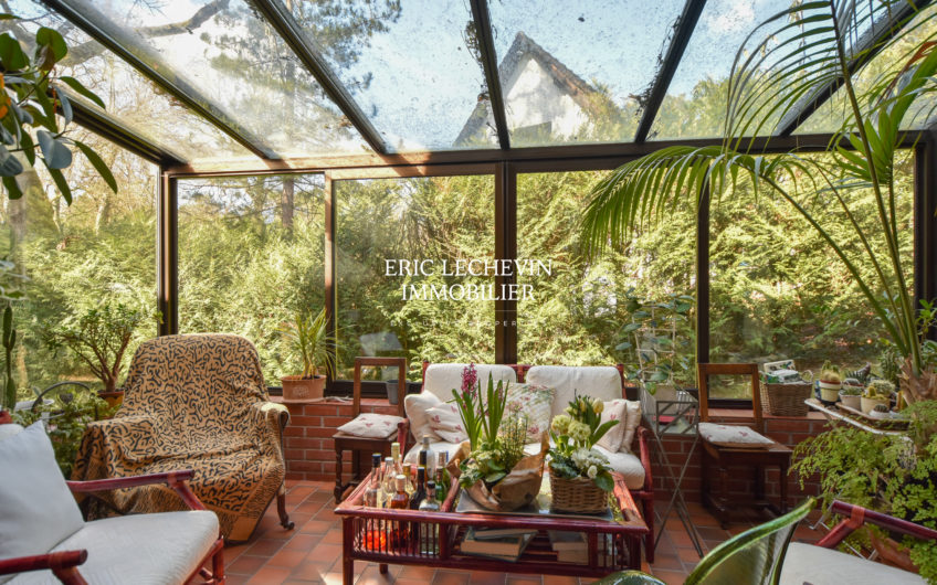 Villa en forêt